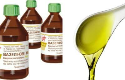 Вазелиновое масло: цена, инструкция по применению при запорах, для кошек, новорожденного, для волос - medside.ru
