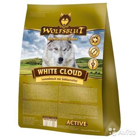 Wolfsblut корм для собак — актуальная линейка кормов, состав, отзывы и советы ветеринаров