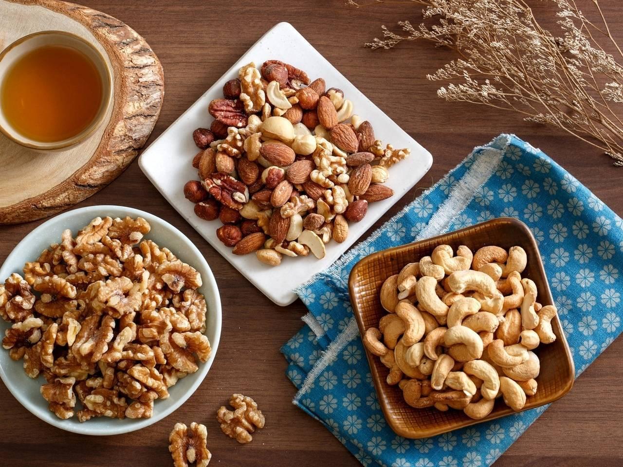 Какие орехи можно давать шиншиллам?