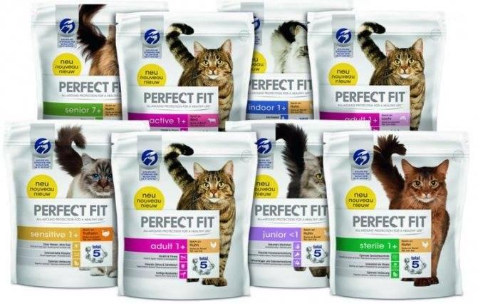 Perfect fit для стерилизованных кошек: обзор, разбор состава, отзывы