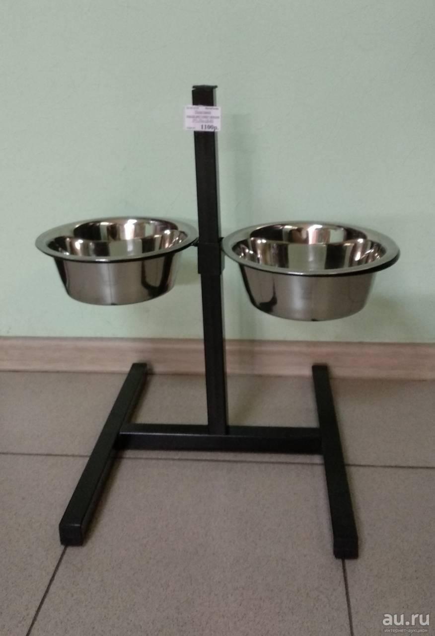 Высота кормушки для собаки