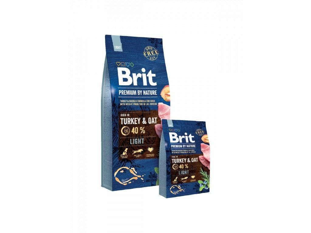 Корма для собак brit (брит)