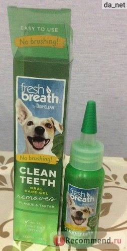 Зубная паста для собак: выбор, отзывы
