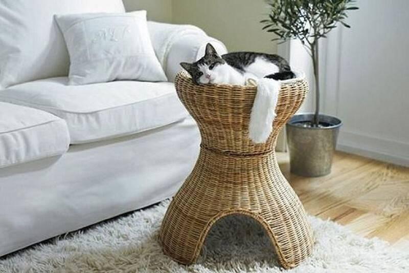 Как сшить домик для кошки из поролона своими руками: лучшие выкройки