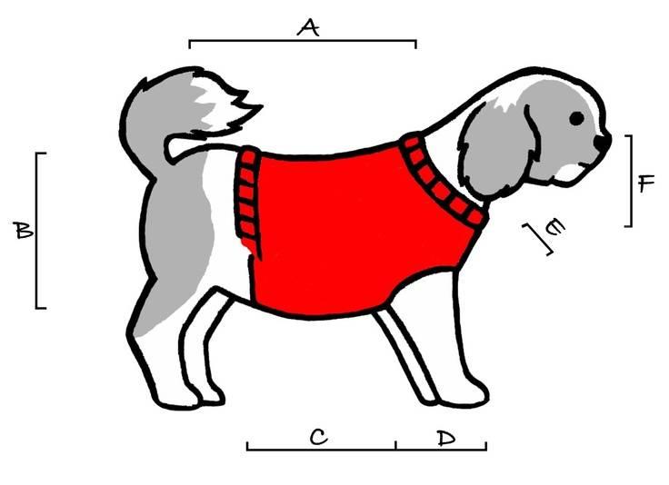 Архивы вязание для собак | vjazem.ru