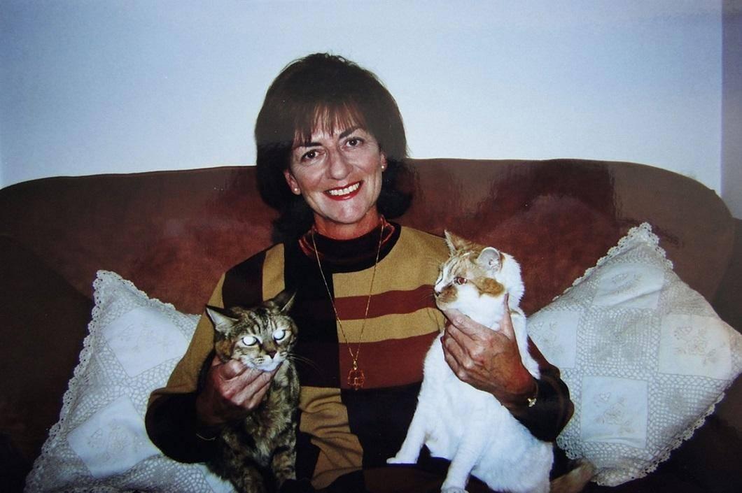 Самые старые коты и кошки нашей планеты - zefirka