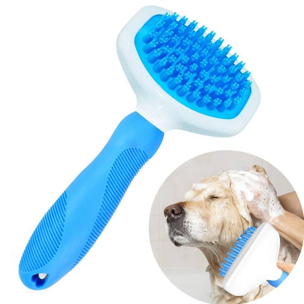 Какими расческами лучше всего вычесывать шерсть у собак разных пород