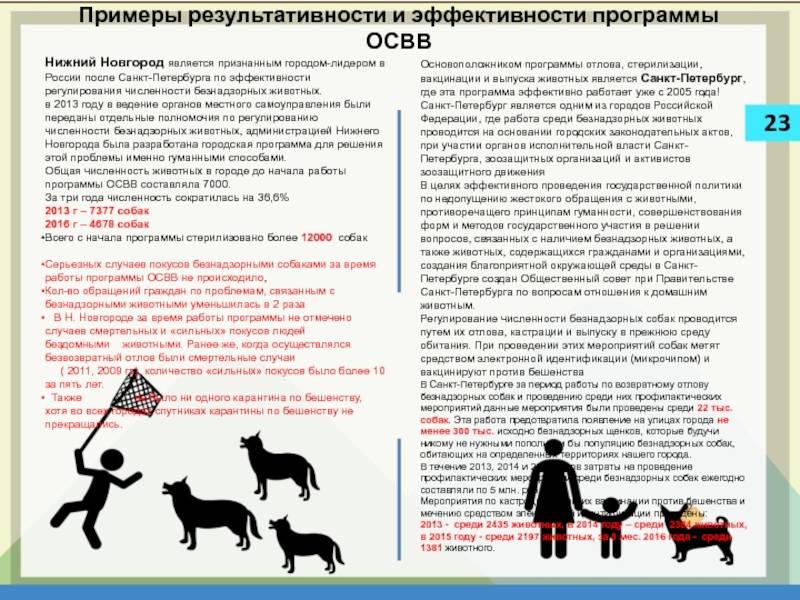 Ответственность за отстрел собак по закону в 2020-2021  - правовед.ru