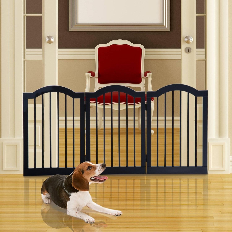 Существуют ли комнатные вольеры для собак для установки ограждения в квартире