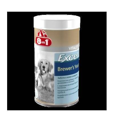 Чем полезны и когда следует давать витамины для собак 8 в 1 excel?