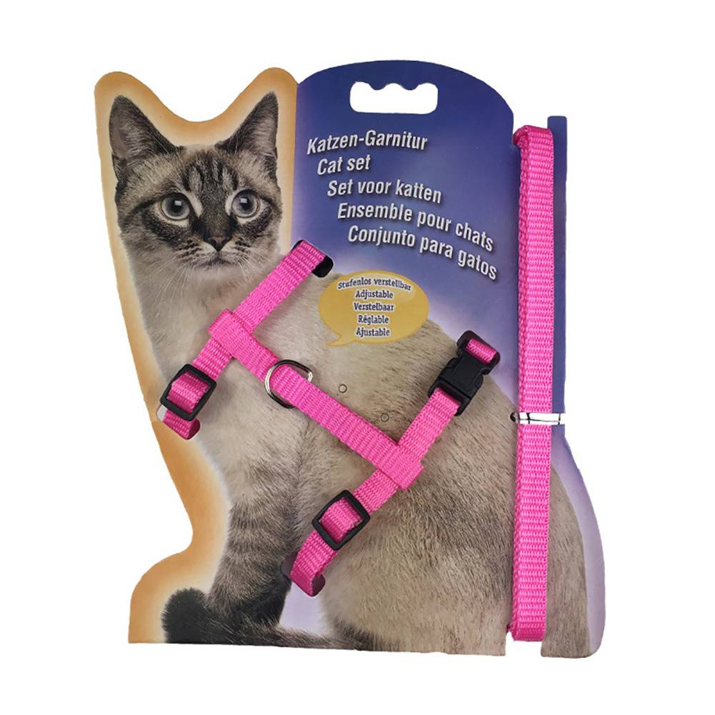 Вязаная шлейка для кота. шлейка для кошки: основные виды и варианты изготовления своими руками