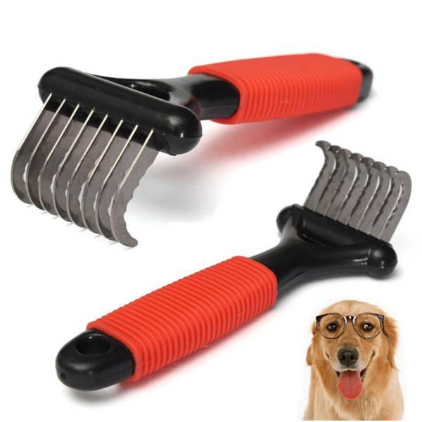 Фурминатор для собак: виды щеток для длинношерстных и крупных пород, критерии выбора, отзывы