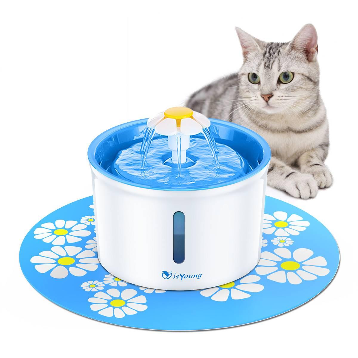 Автоматическая поилка для кошек   отзывы, купить