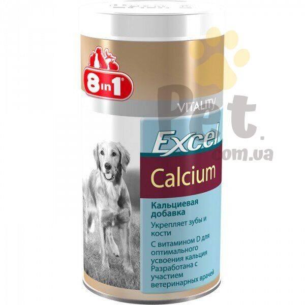 Витамины для собак 8 в 1: бренда ексель для шерсти и другие