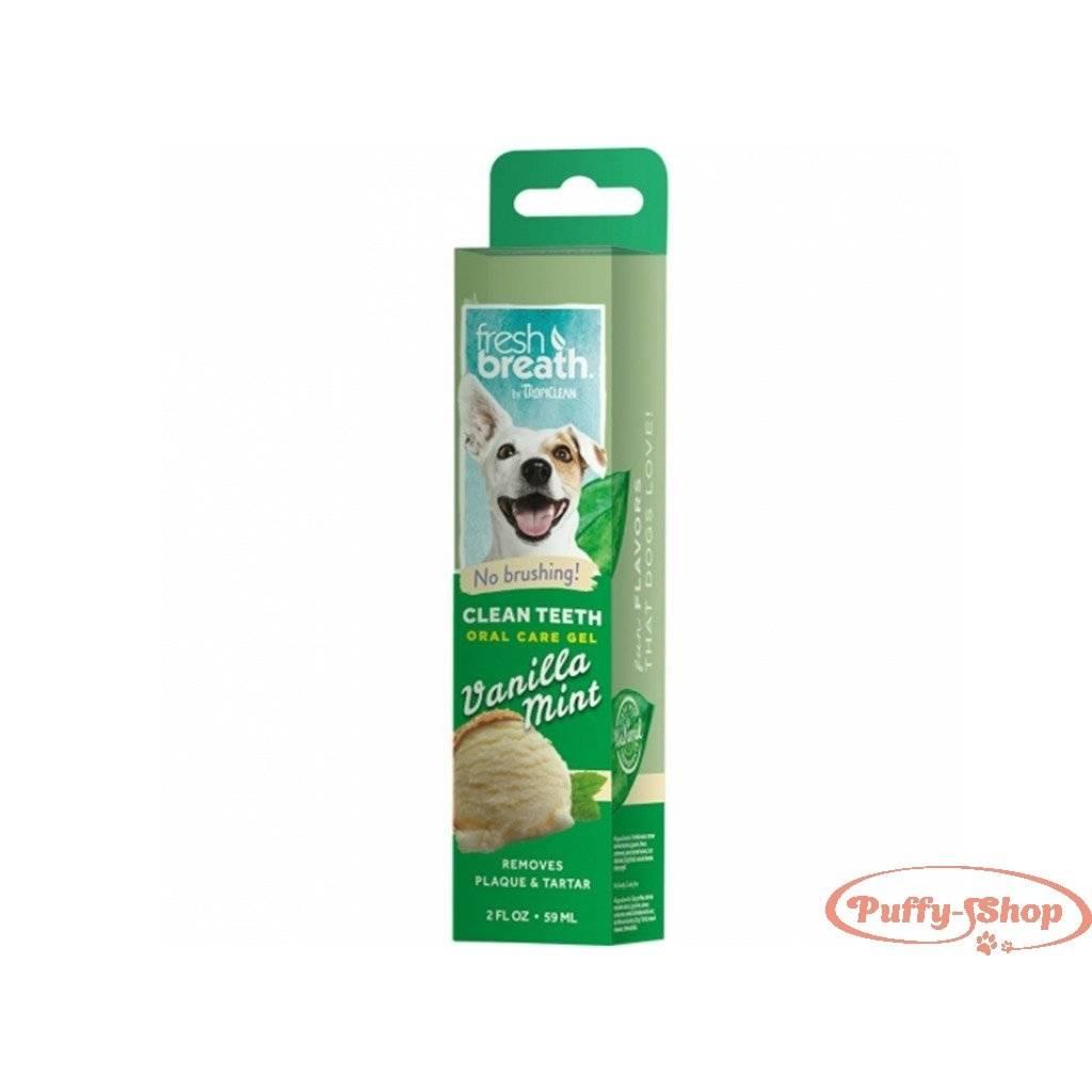 Как выбрать и использовать зубную пасту для санации полости рта у собак