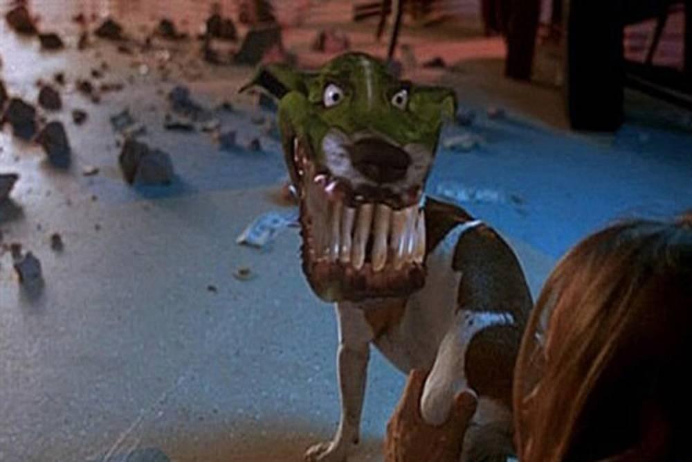Какая порода была у собаки из фильма «маска» (видео)