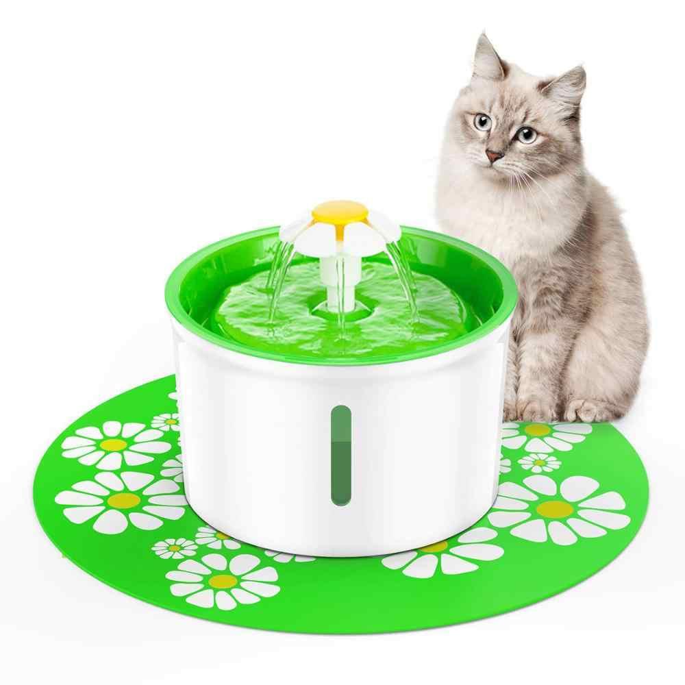 Автоматические поилки для кошек