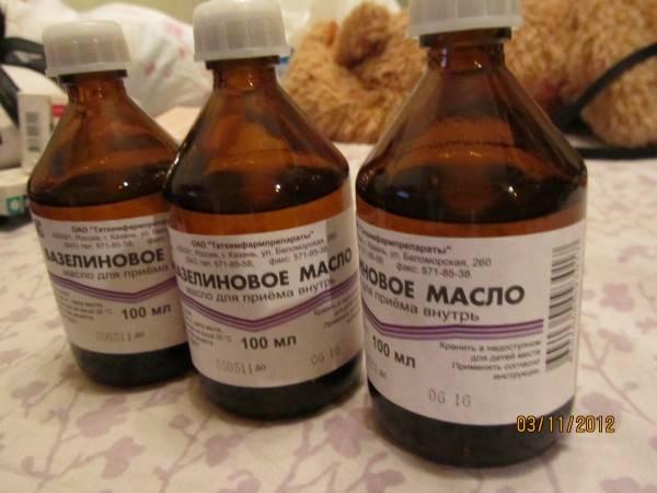 Вазелиновое масло при запорах у кошки: особенности применения и дозировки слабительного средства