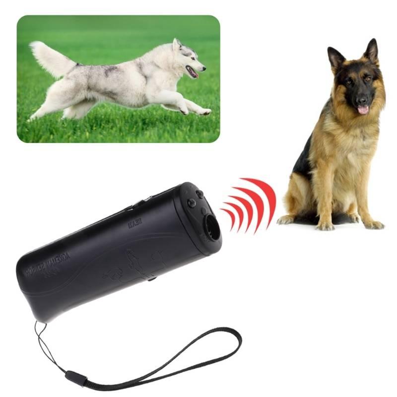Как сделать ультразвуковой отпугиватель собак своими руками?