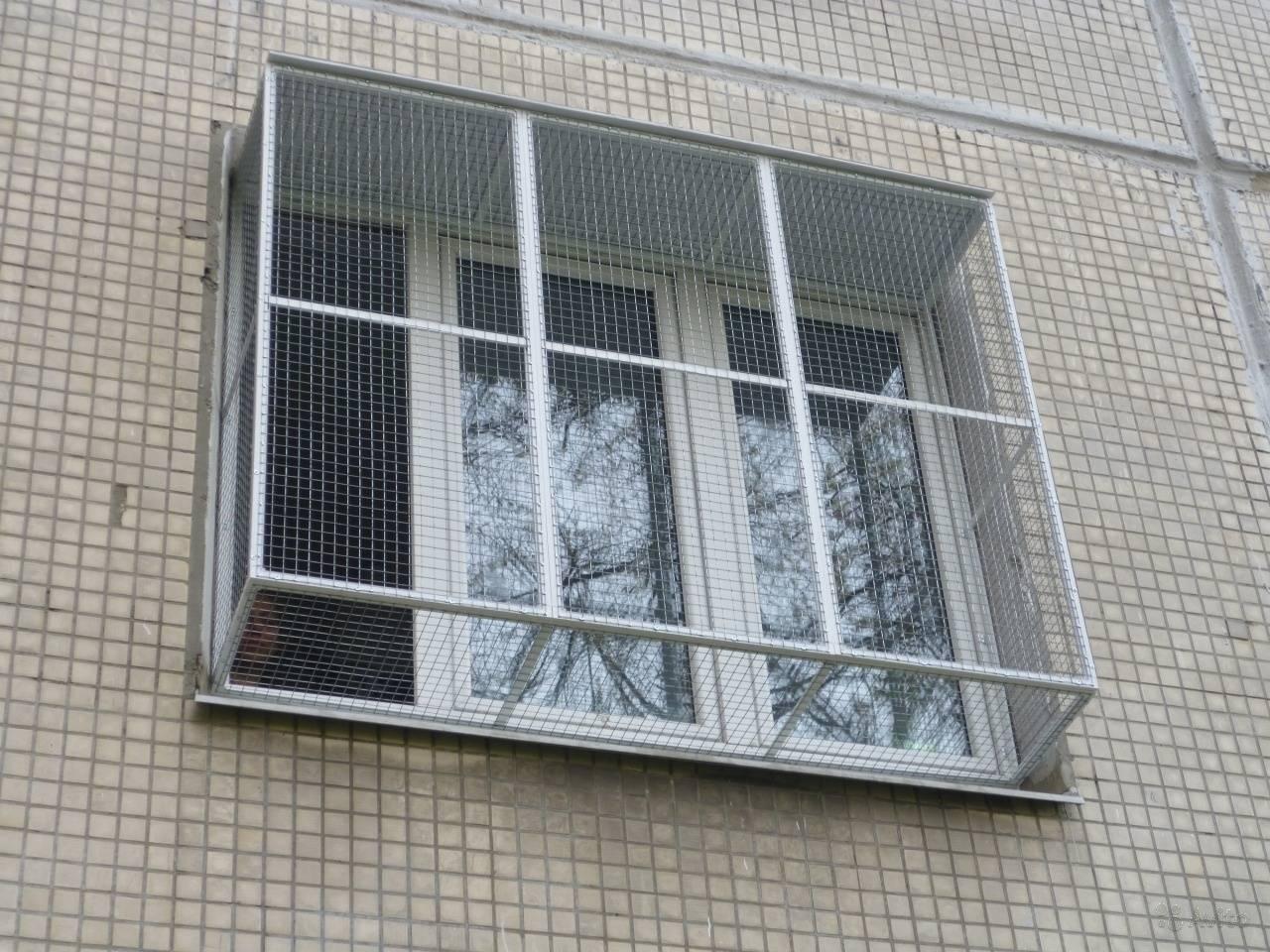 Антикошка на пластиковые окна какие бывают и как выбрать