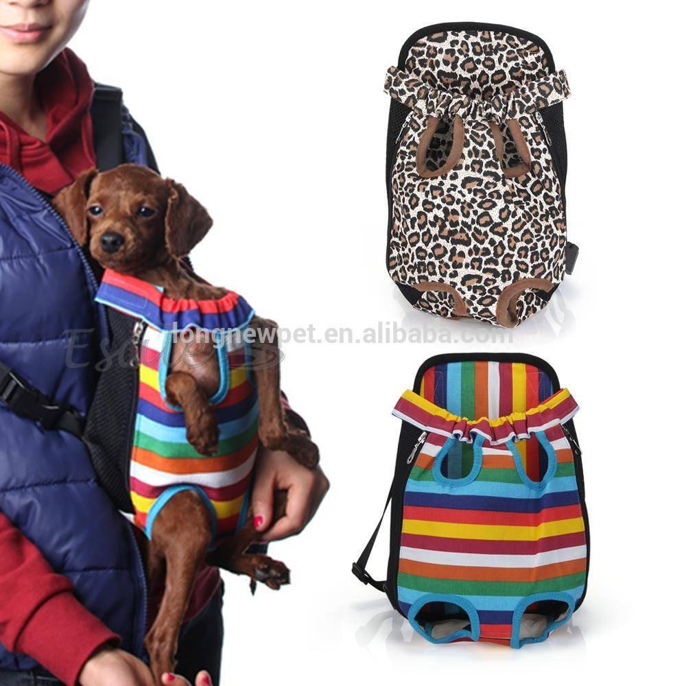 Выбираем рюкзак для собаки