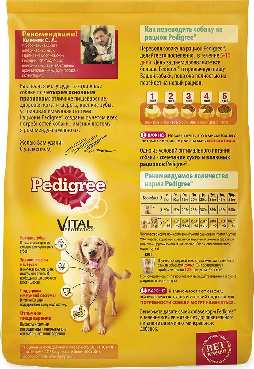 Можно ли кормить собаку сухим и натуральным кормом одновременно