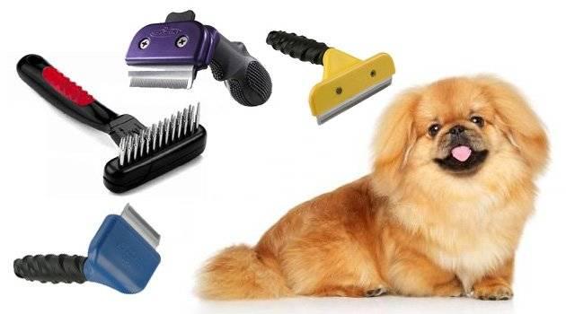 Щетка для собак: пуходерка для вычесывания, ультрасиликоновая, резиновая, массажная, силиконовая и с крутящимися зубчиками