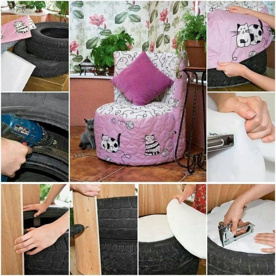 7 простых способов сделать лежанку для кошки своими руками - лайфхакер