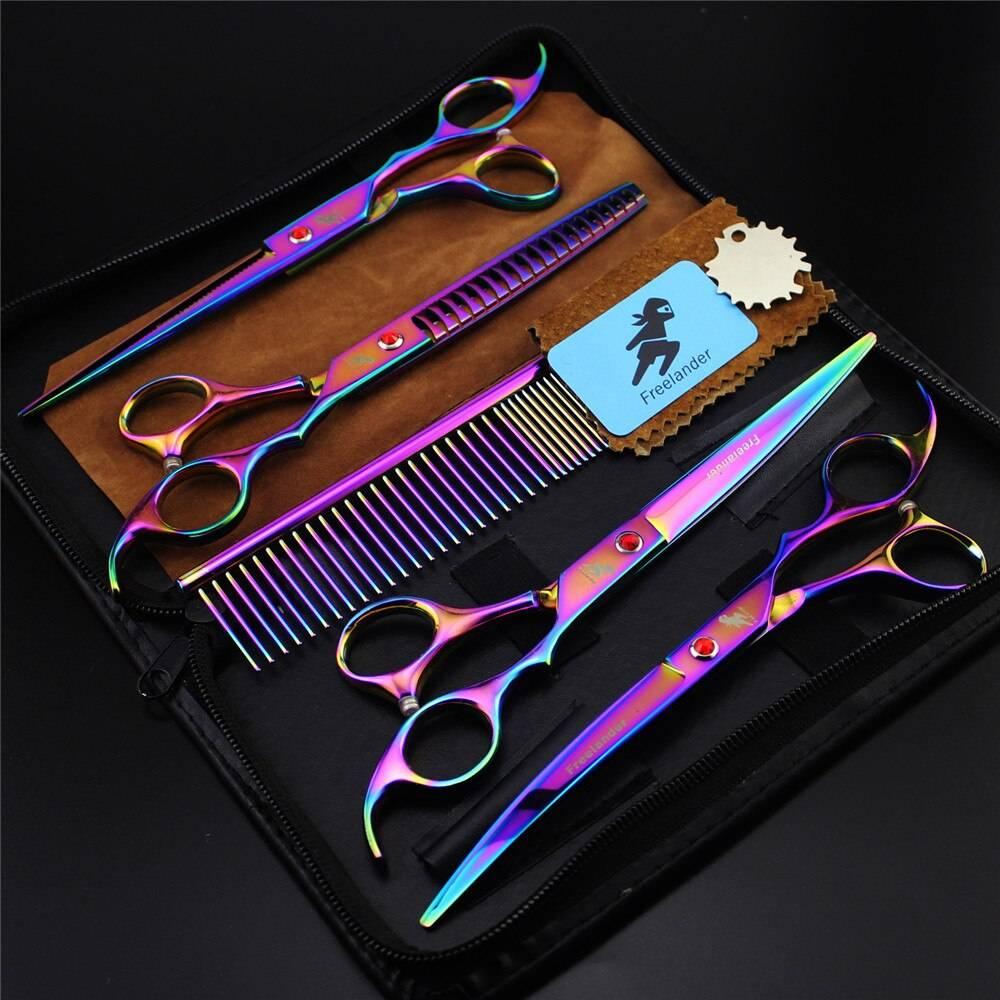 Ножницы для филировки волос (23 фото): как правильно выбрать и пользоваться филировочными ножницами для стрижки дома? методы филировки