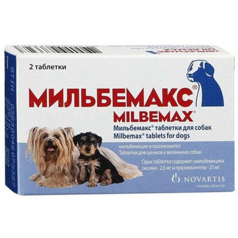 Описание препарата мильбемакс для кошек, который помогает также собакам и прочим животным