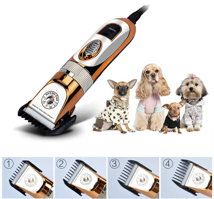 Машинка для стрижки собак: оптимальные устройства и особенности их применения