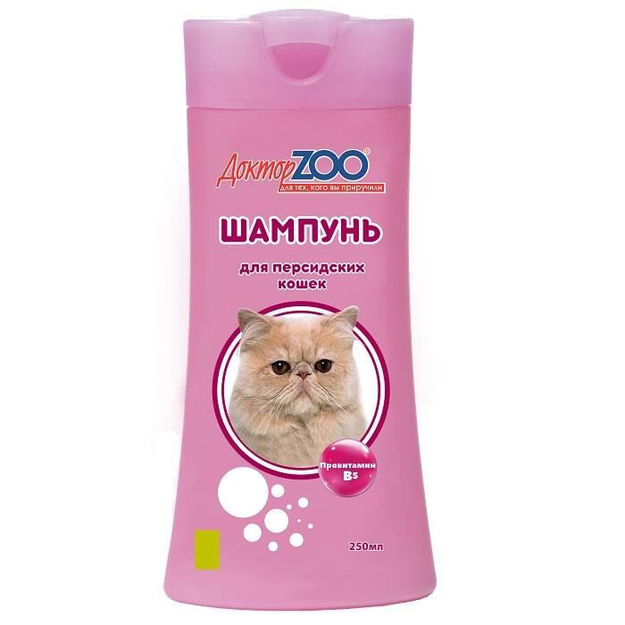 Лучшие шампуни для кошек и котов по отзывам покупателей