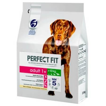 Корм для собак perfect fit: отзывы и разбор состава