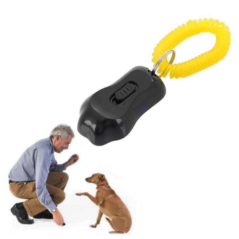 Как выбрать и использовать кликер для дрессировки собак