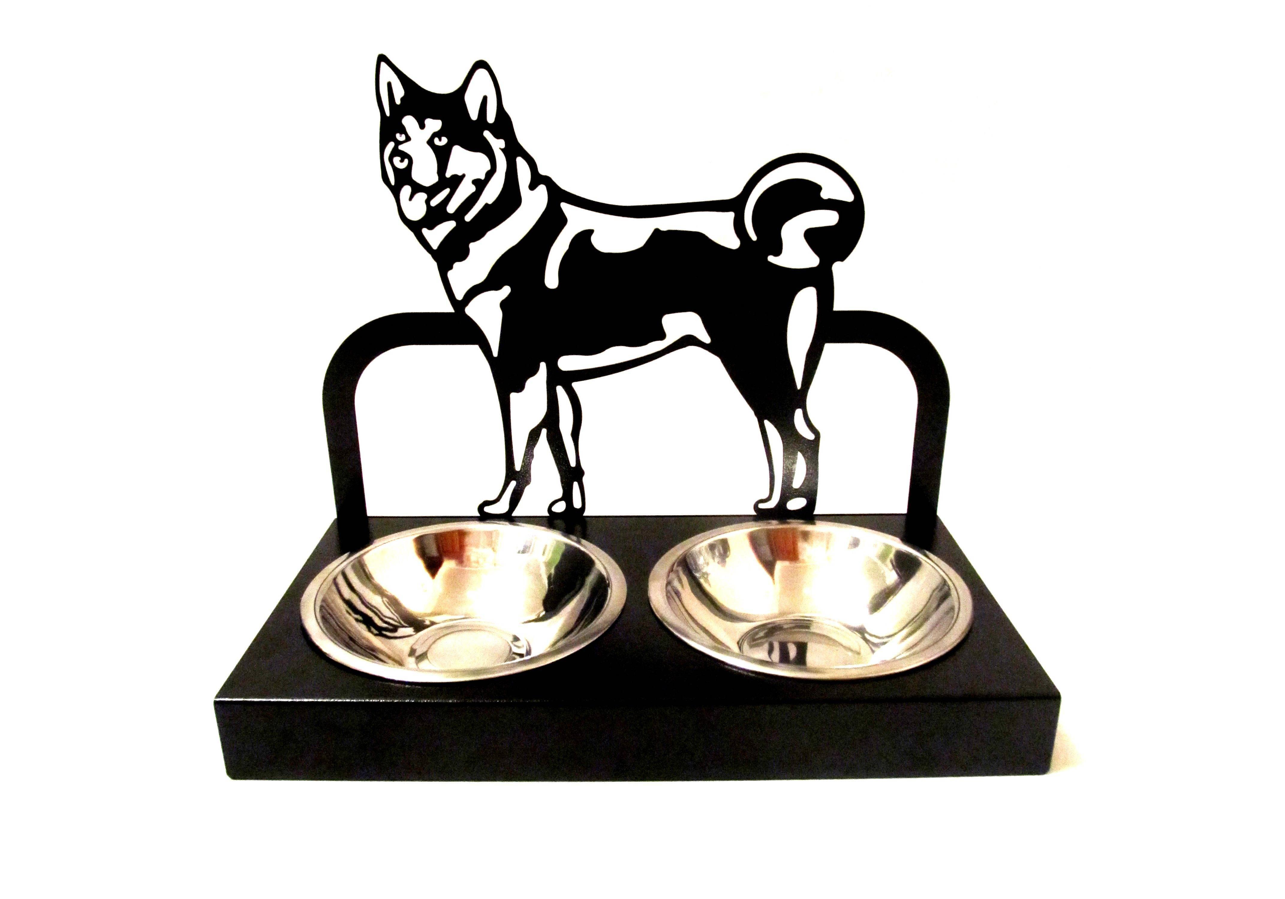 Подставка для мисок для собак своими руками: 20 фото