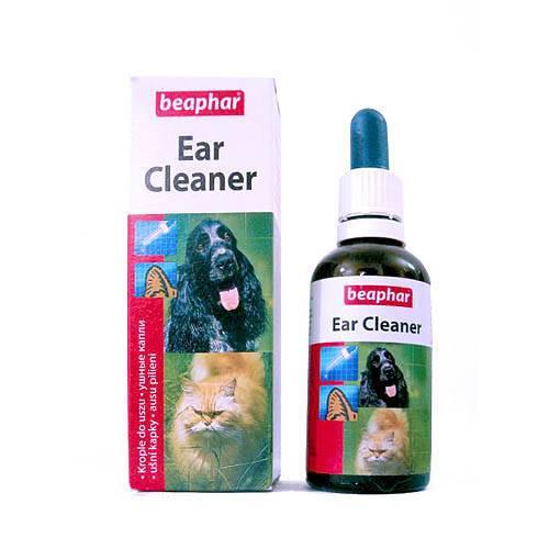 Как почистить уши собаке в домашних условиях и какие средства лучше использовать