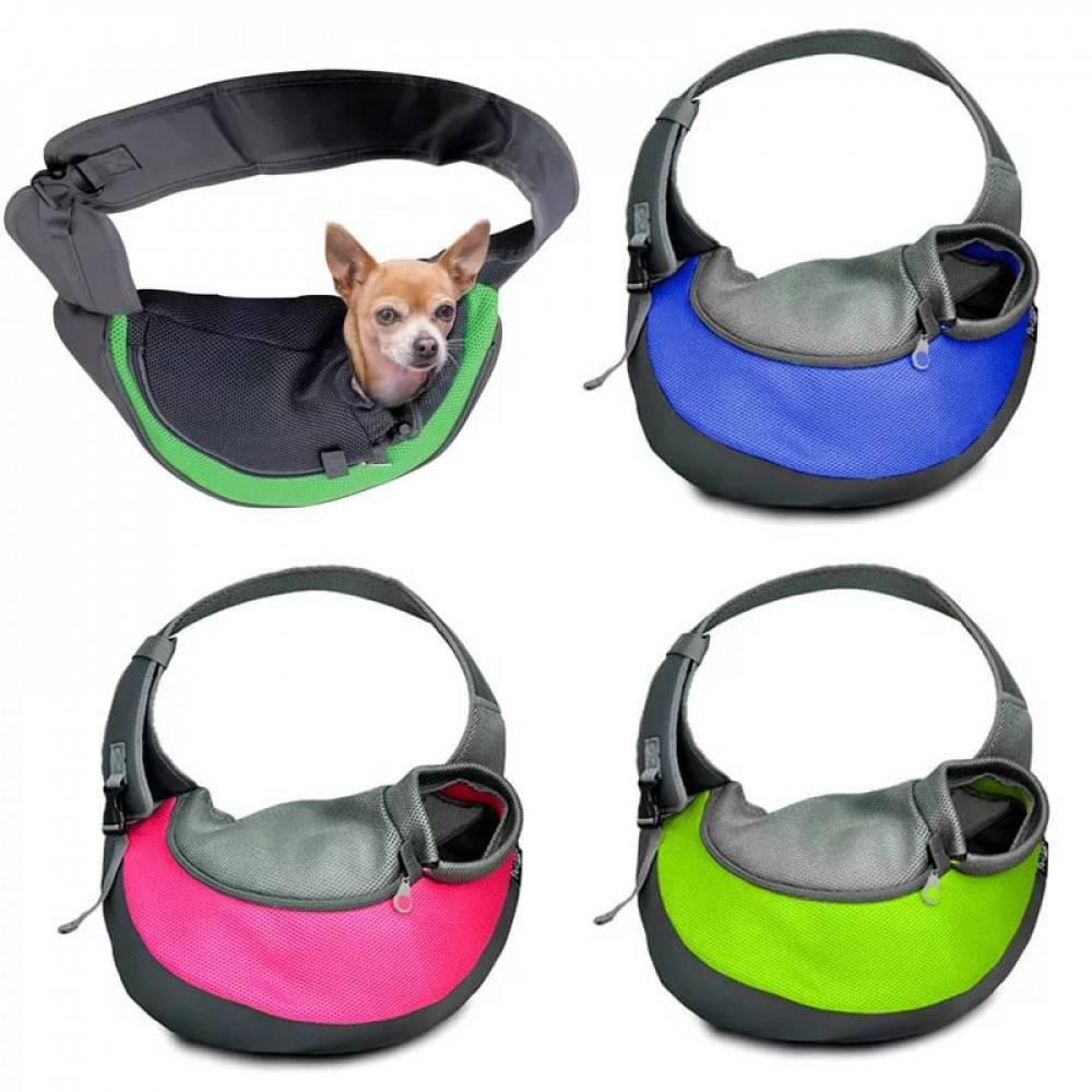 Переноска для собак мелких пород в самолет сумка - рюкзак