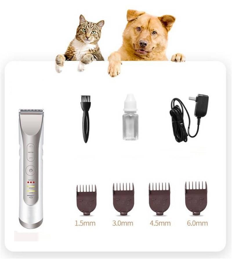 Машинка для стрижки собак – обзор характеристик профессиональных моделей и особенности подбора насадок