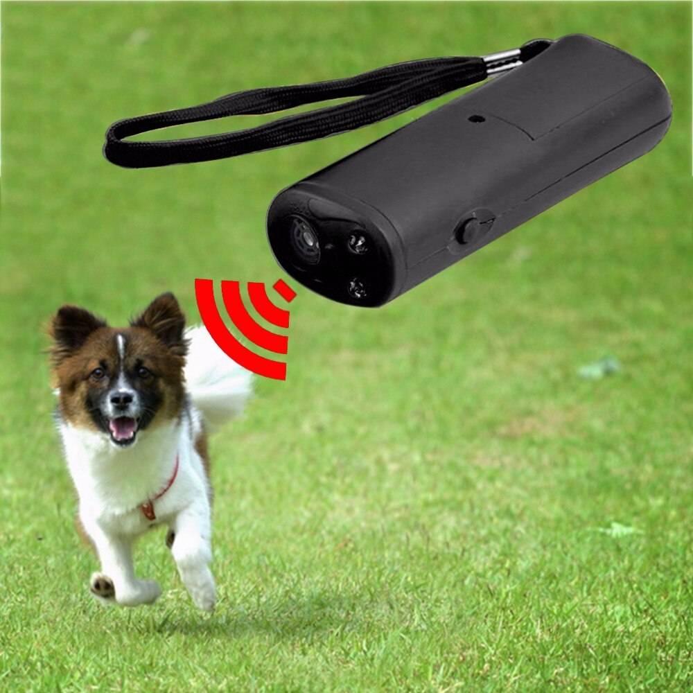 Все об ультразвуковых свистках для отпугивания собаки и против лая