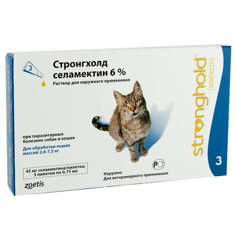 Адвокат капли для кошек от блох, клещей и других паразитов, инструкция по применению препарата, а так же средняя цена