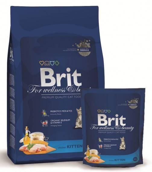 Все о корме для собак «брит» («brit»)