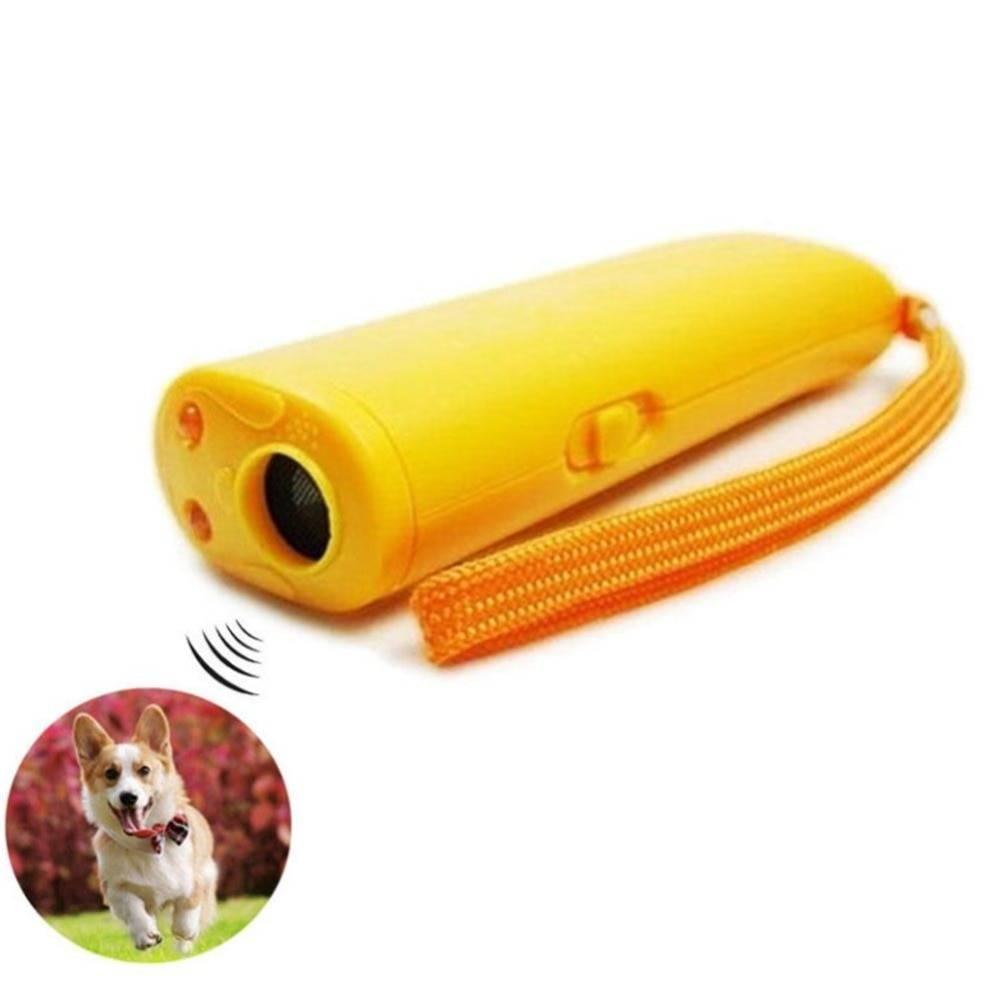 Ультразвуковой свисток для собак: для чего он нужен?