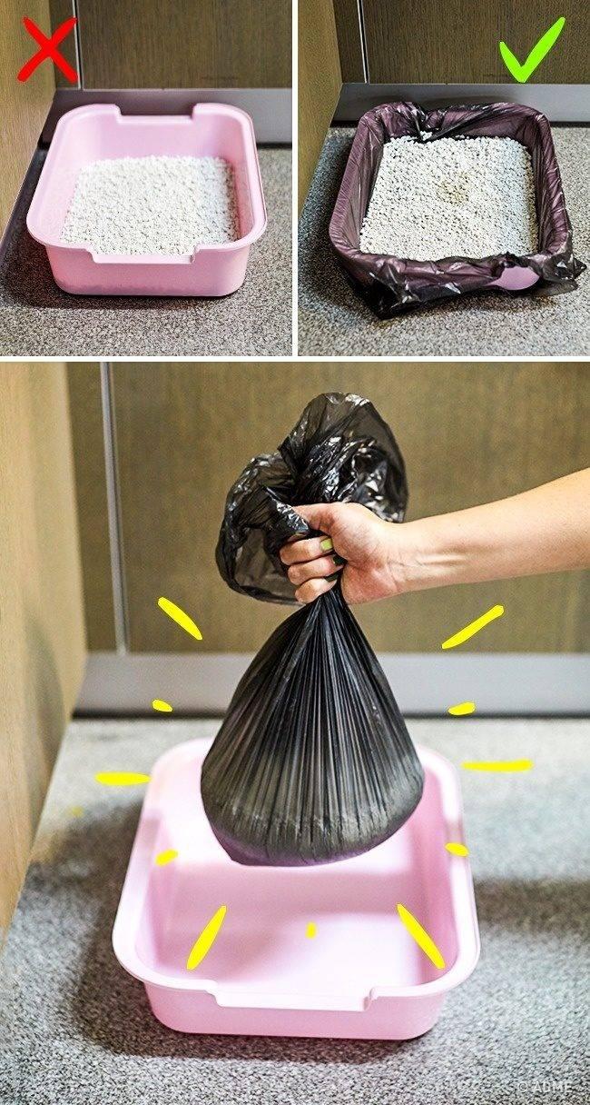 8 полезных лайфхаков хитростей для чистоты в доме и на кухне
