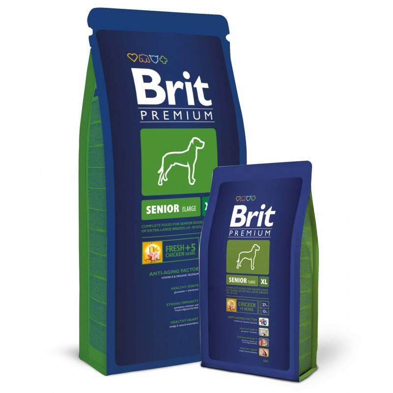 Корм для собак брит премиум (brit premium): отзывы собаководов и ветеринаров, состав и описание сухого корма