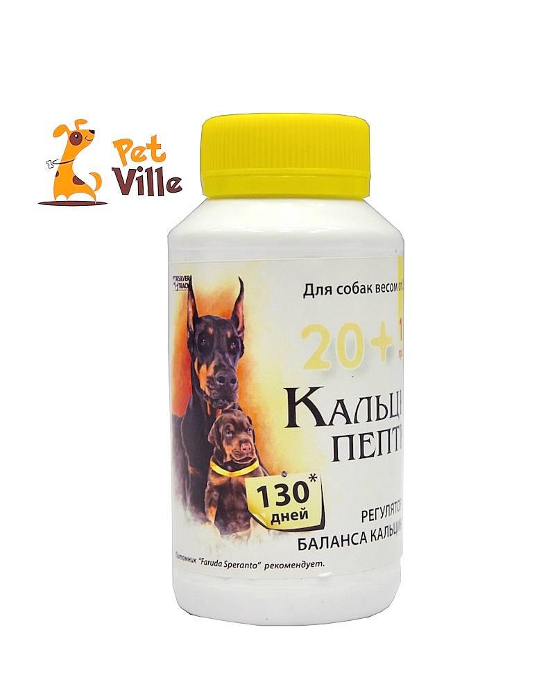 Витамины для беременных собак: отзывы, какие давать мелким, крупным и средним породам