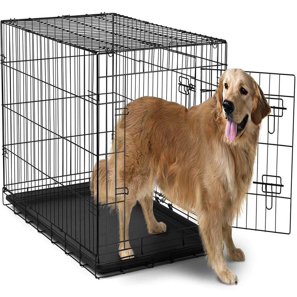 Вольер для собаки в квартиру своими руками: пошаговая инструкция с фото