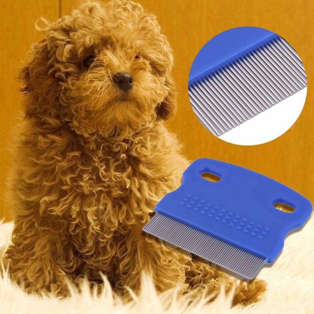 Различные щетки для вычесывания длинношерстных, гладкошерстных и короткошерстных собак
