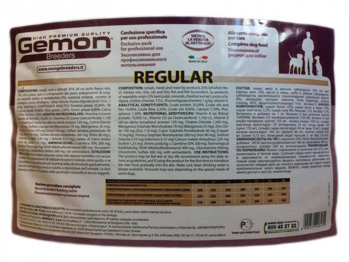 Gemon корм для кошек: сухой, влажный, состав, отзывы ветеринаров