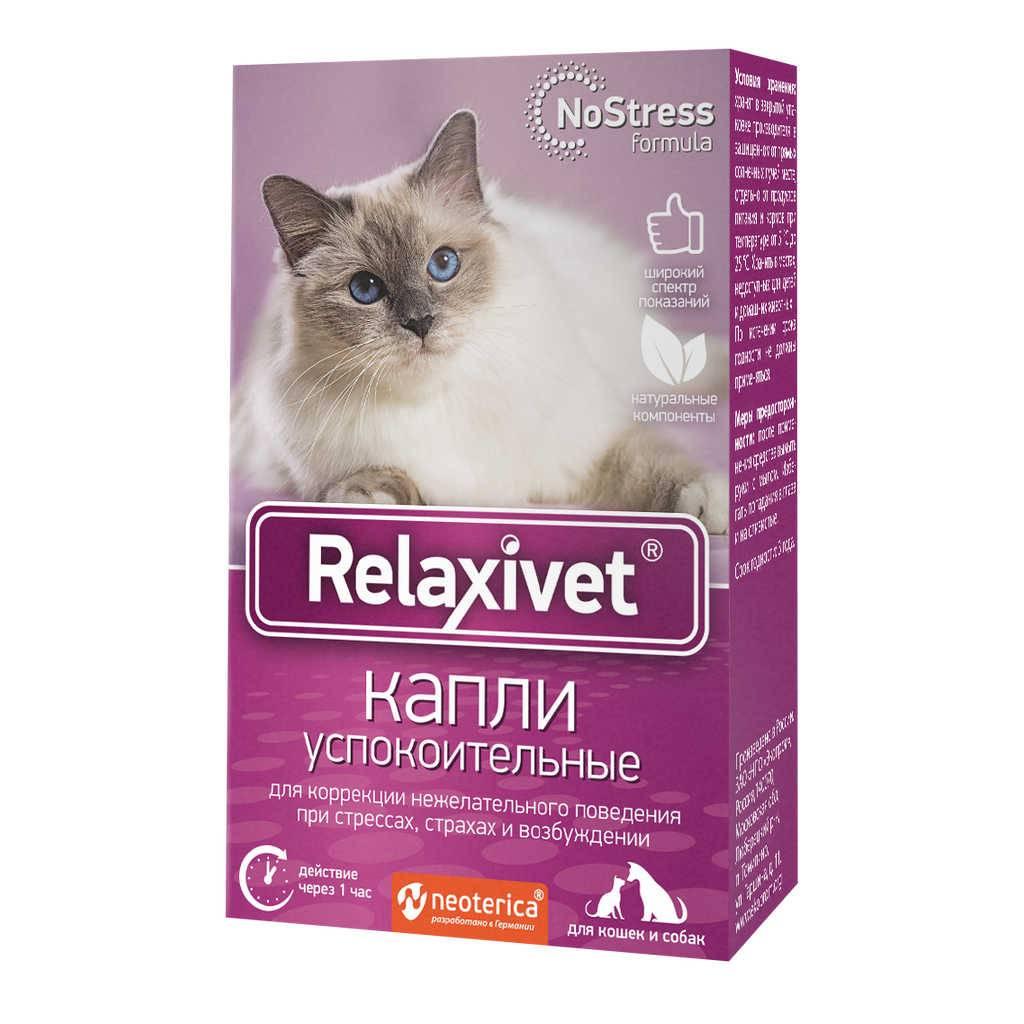Успокоительные препараты для кошек: принцип действия, показания к применению
