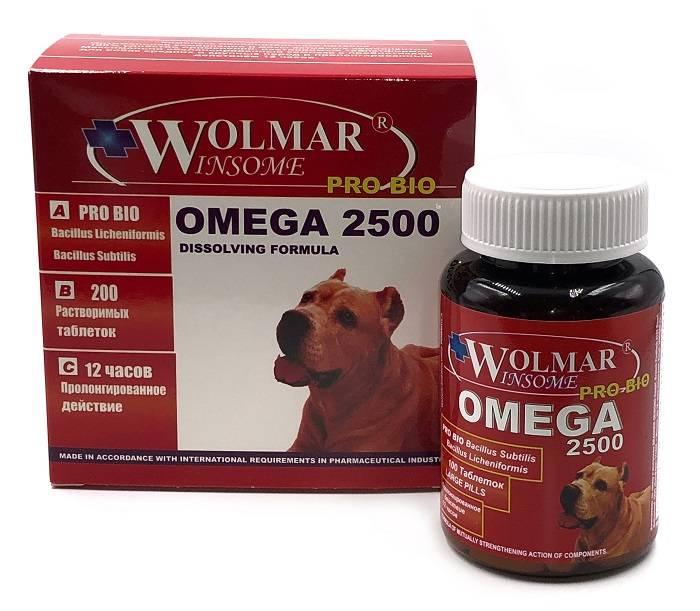Витамины для крупных собак: для суставов, с кальцием, комплексные